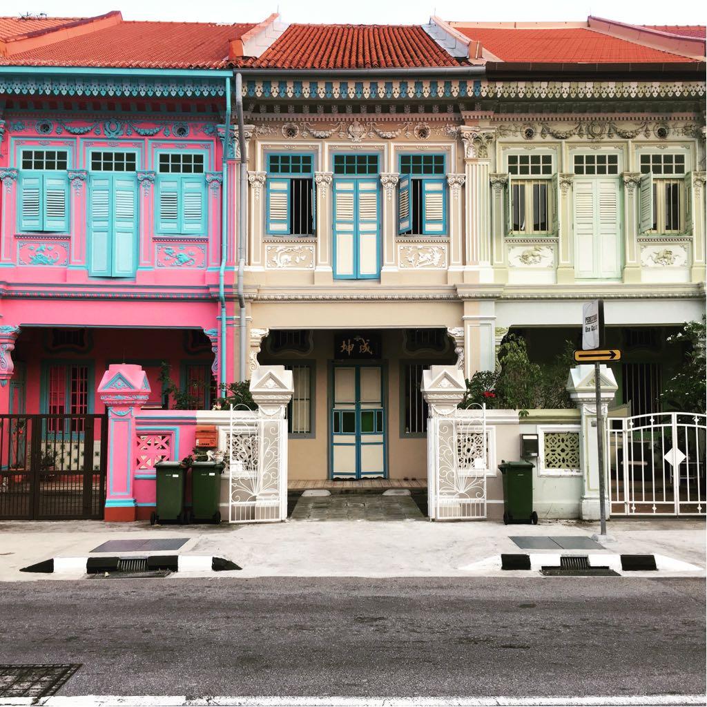 Beautiful Shophouses
